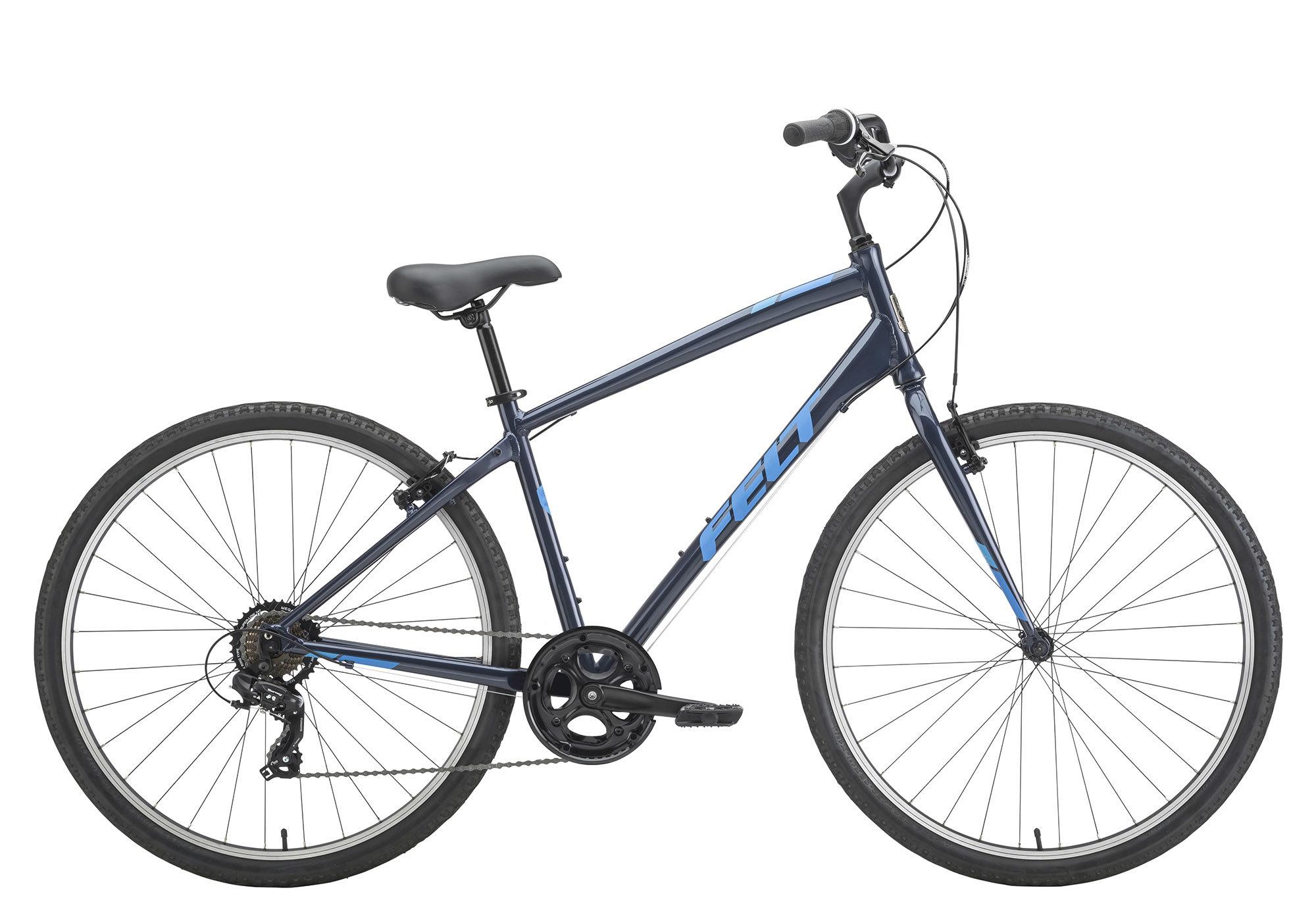 felt bicycles verza path  pedal bike shop littleton colorado