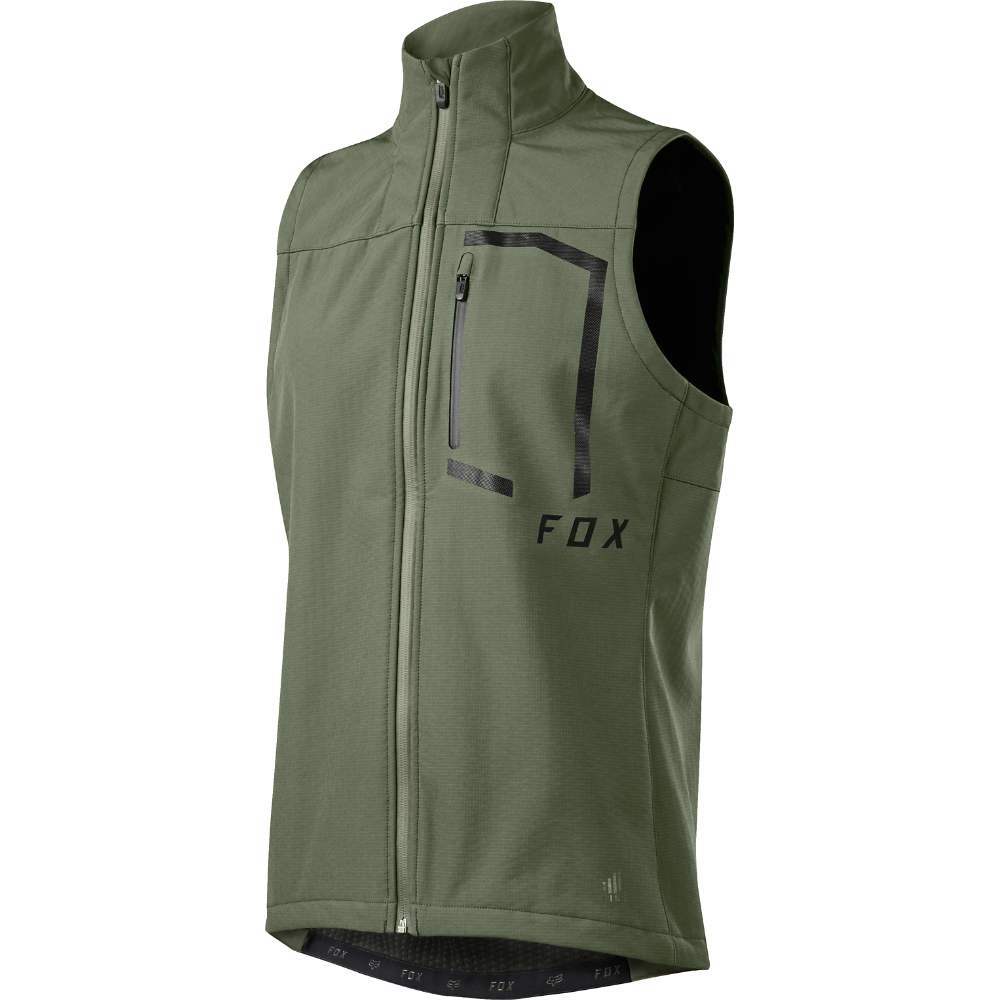 Fox Racing Attack Fire Vest Gregg S Cycles
