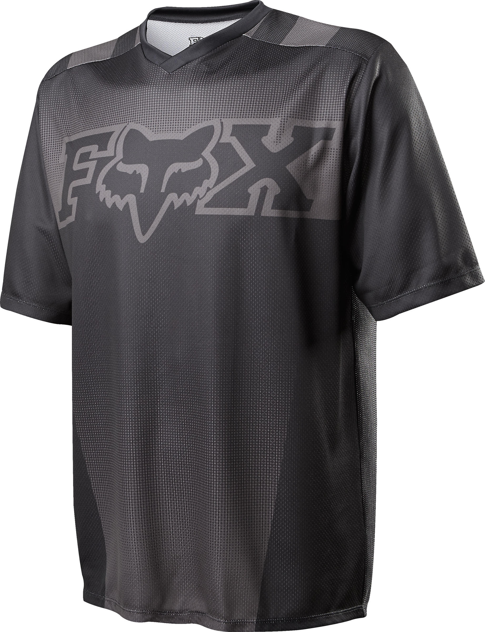 Fox Racing Covert Jersey s//s Black