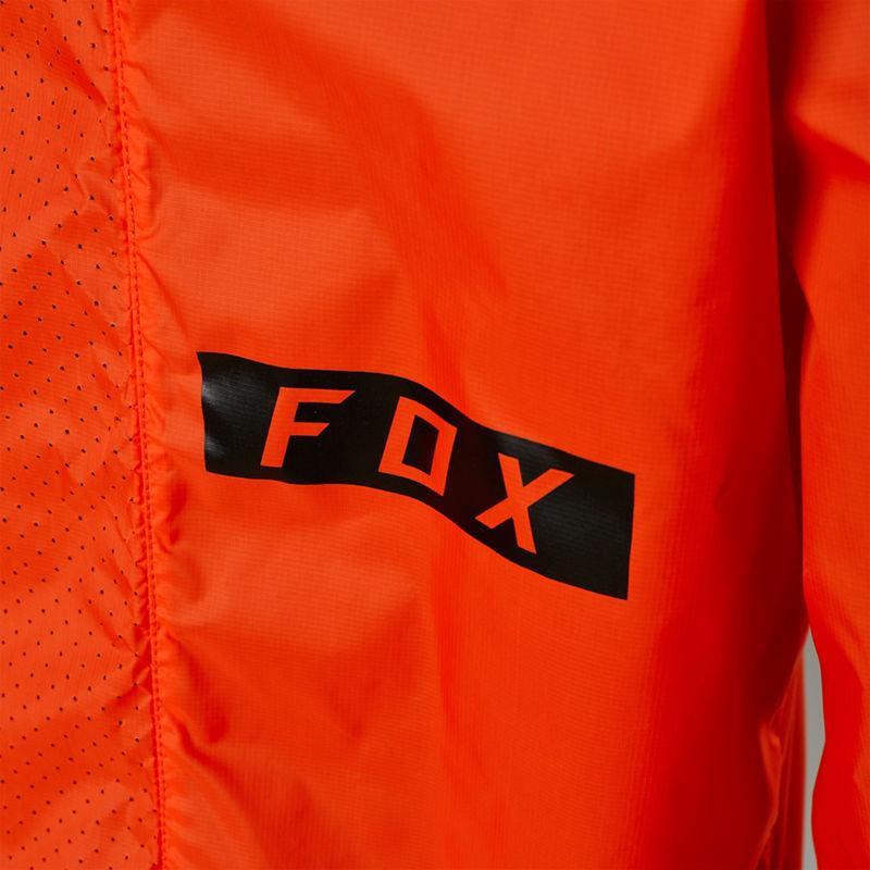 25423-001 Black Fox Mens Defend Wind MTB Jacket