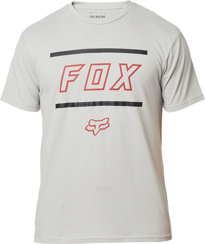 Fox Midway Airline  T-shirt Red Men