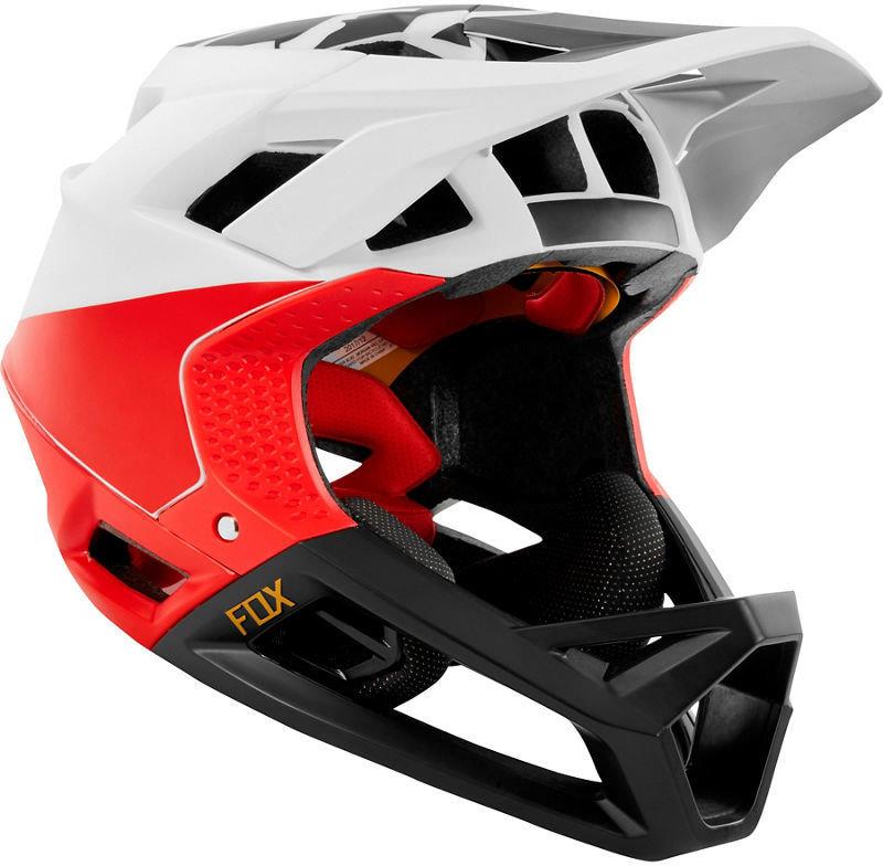 Fox Racing Mountain Bike Full Face Helmet