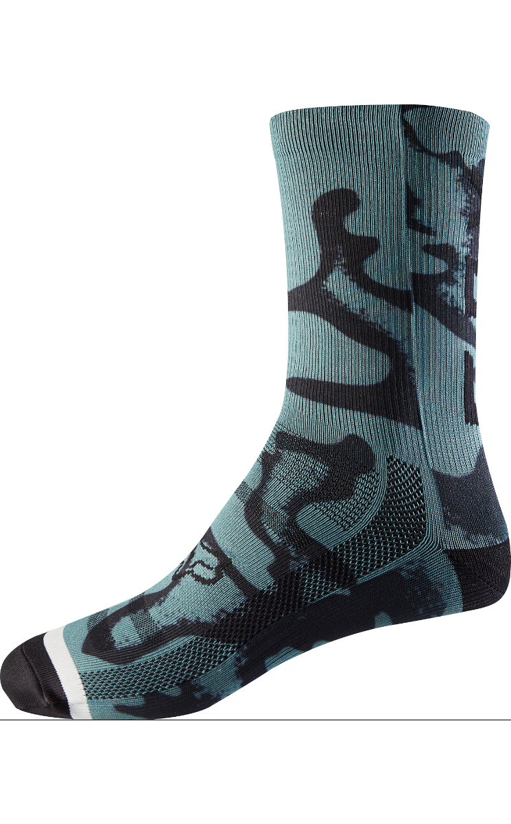 890fe690e Fox Racing Womens 8-inch Print Trail Socks - Berkshire Bike and Board -  Great Barrington, MA