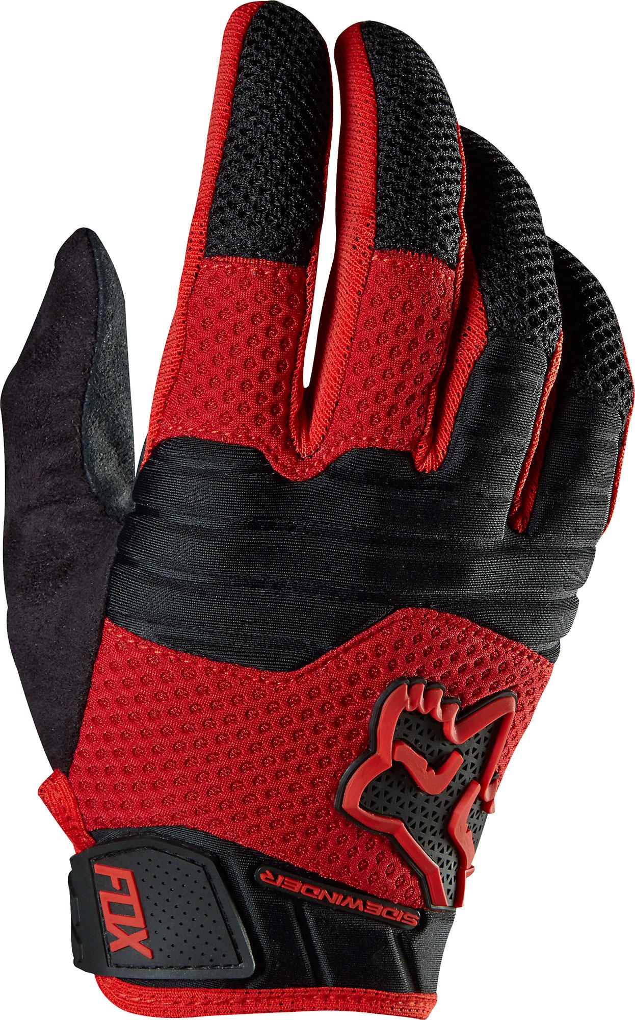 Mens Fox Riding Gloves size S NWT