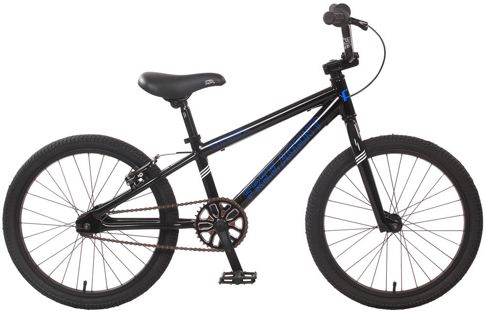 Free Agent Bmx Mid Bottom Bracket Bike