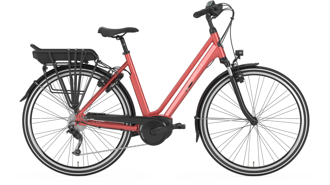 Verwonderlijk Gazelle Bikes Medeo T9 HMB - Bellingham Bike Shop   Earl's Bike Shop PZ-31