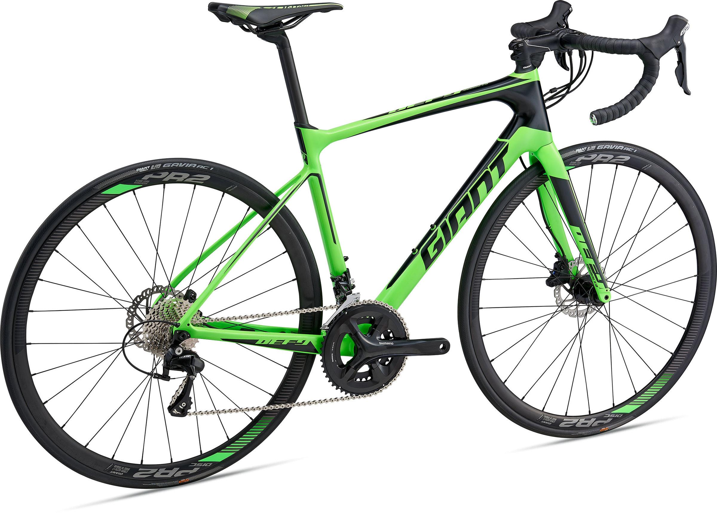 Giant Defy Advanced 2 - Harris Cyclery bicycle shop - West Newton