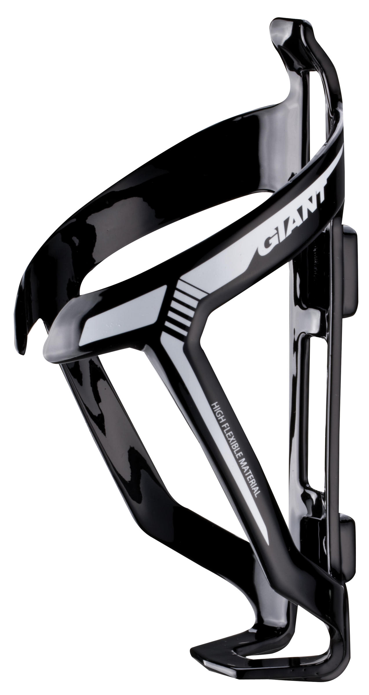 Giant Proway Bottle Cage One Size by Giant Black Red