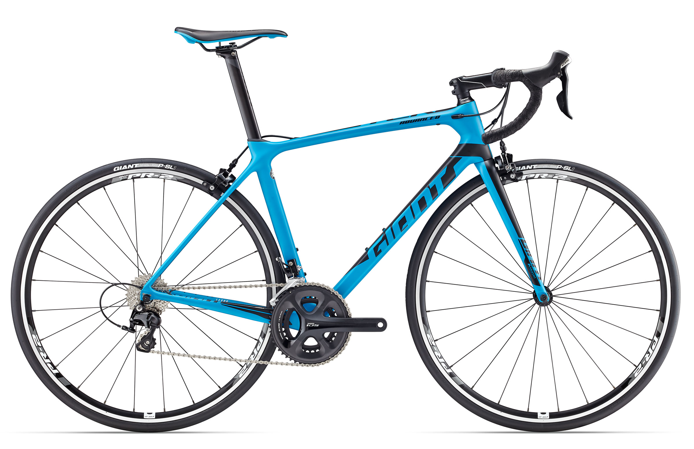 Giant TCR Advanced 2 - Danny's Cycles