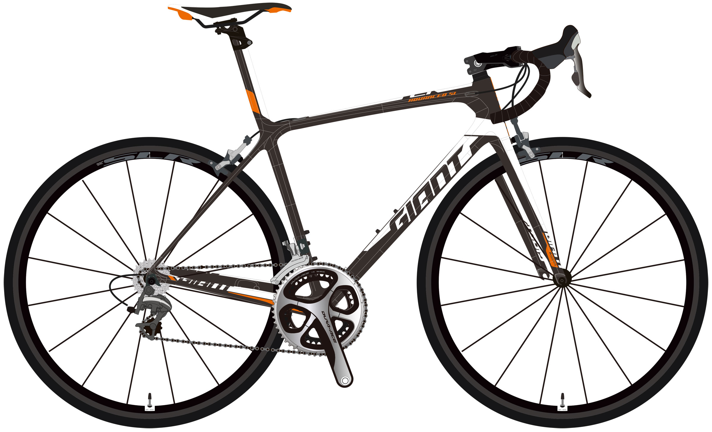 3475573d140 Giant TCR Advanced SL 1 ISP - High Peaks Cyclery - Lake Placid, NY