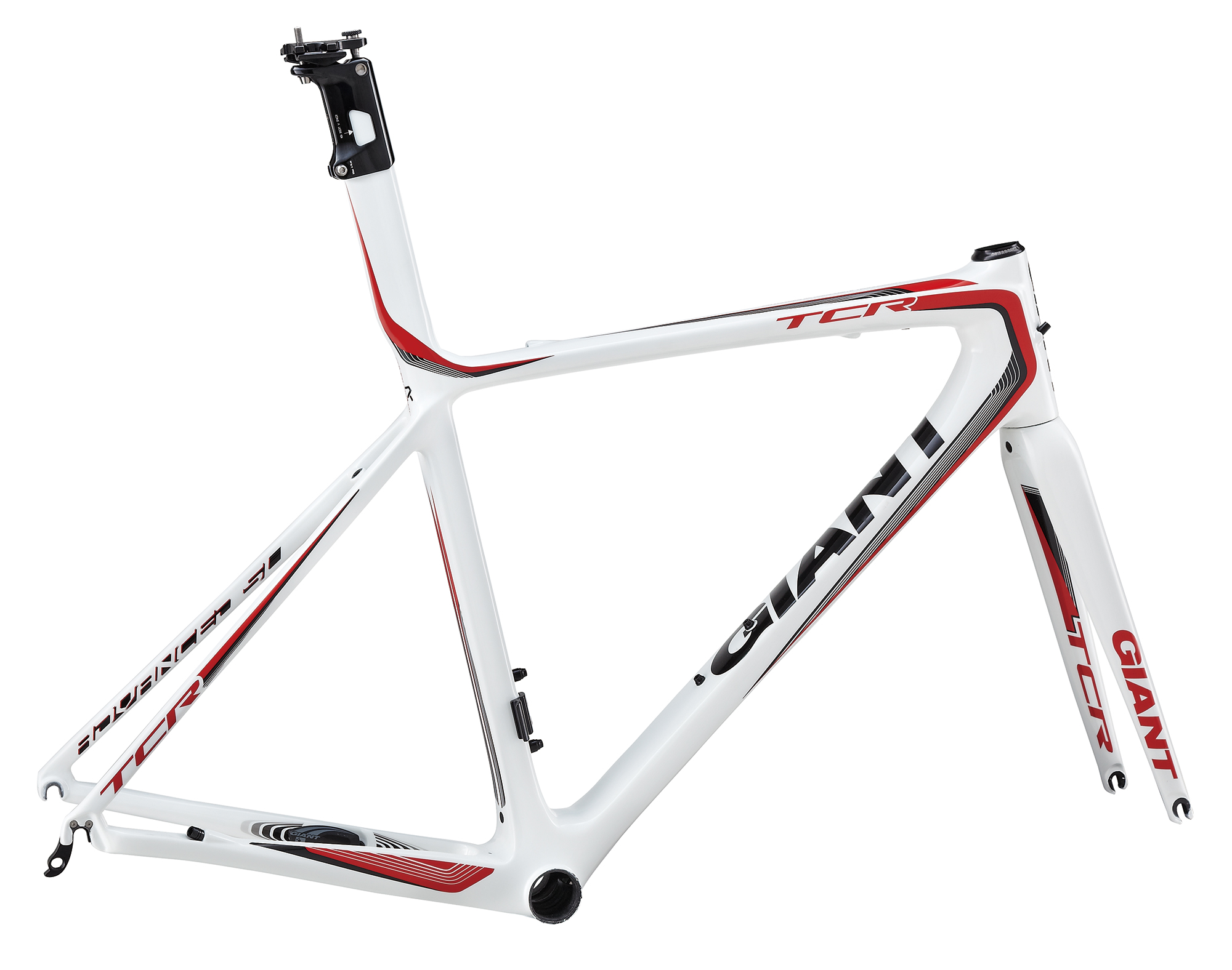 Giant TCR Advanced SL ISP Frameset - Bike Stop Bicycle