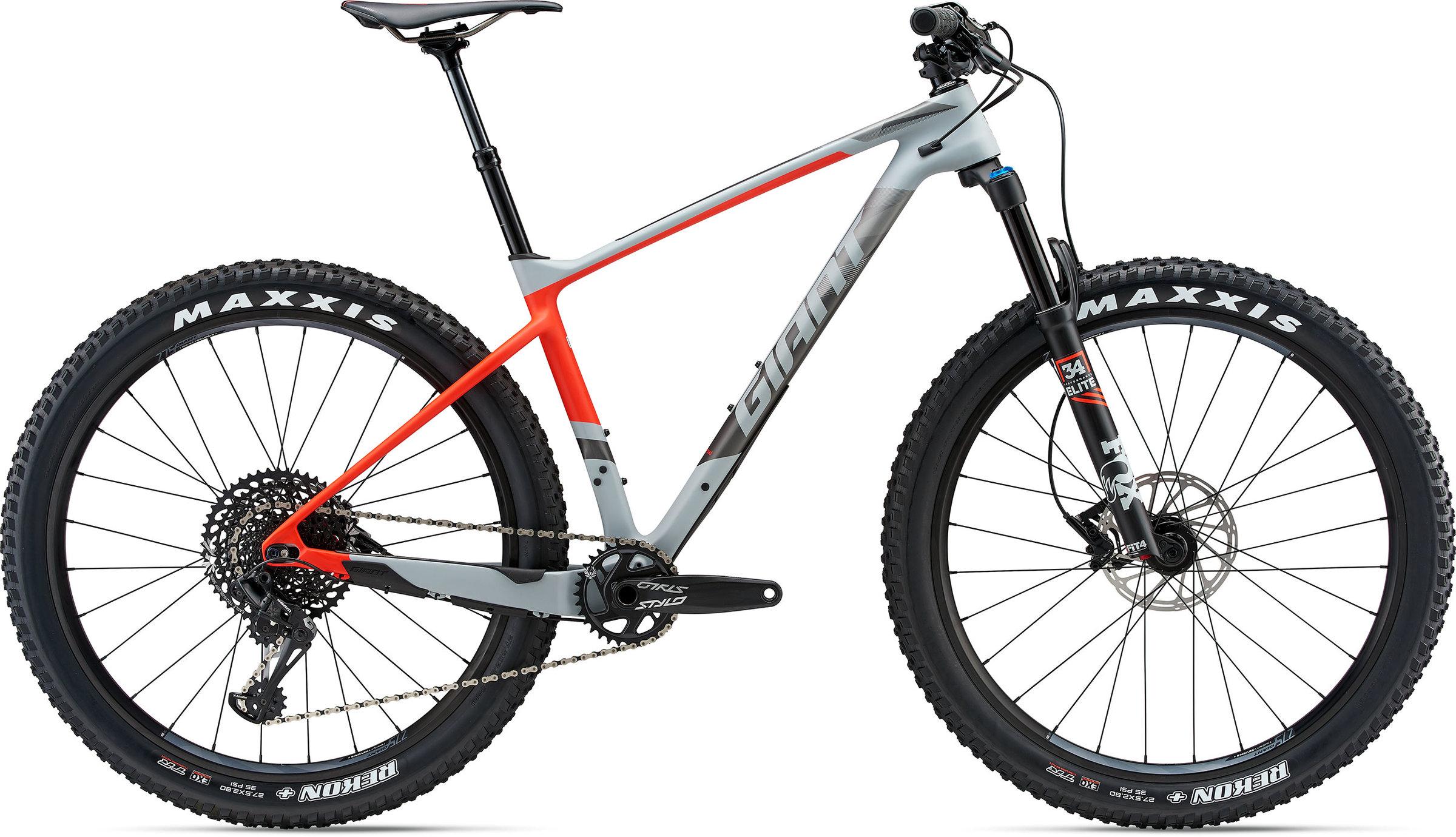 Giant Xtc Advanced 27 5 1 Bike One