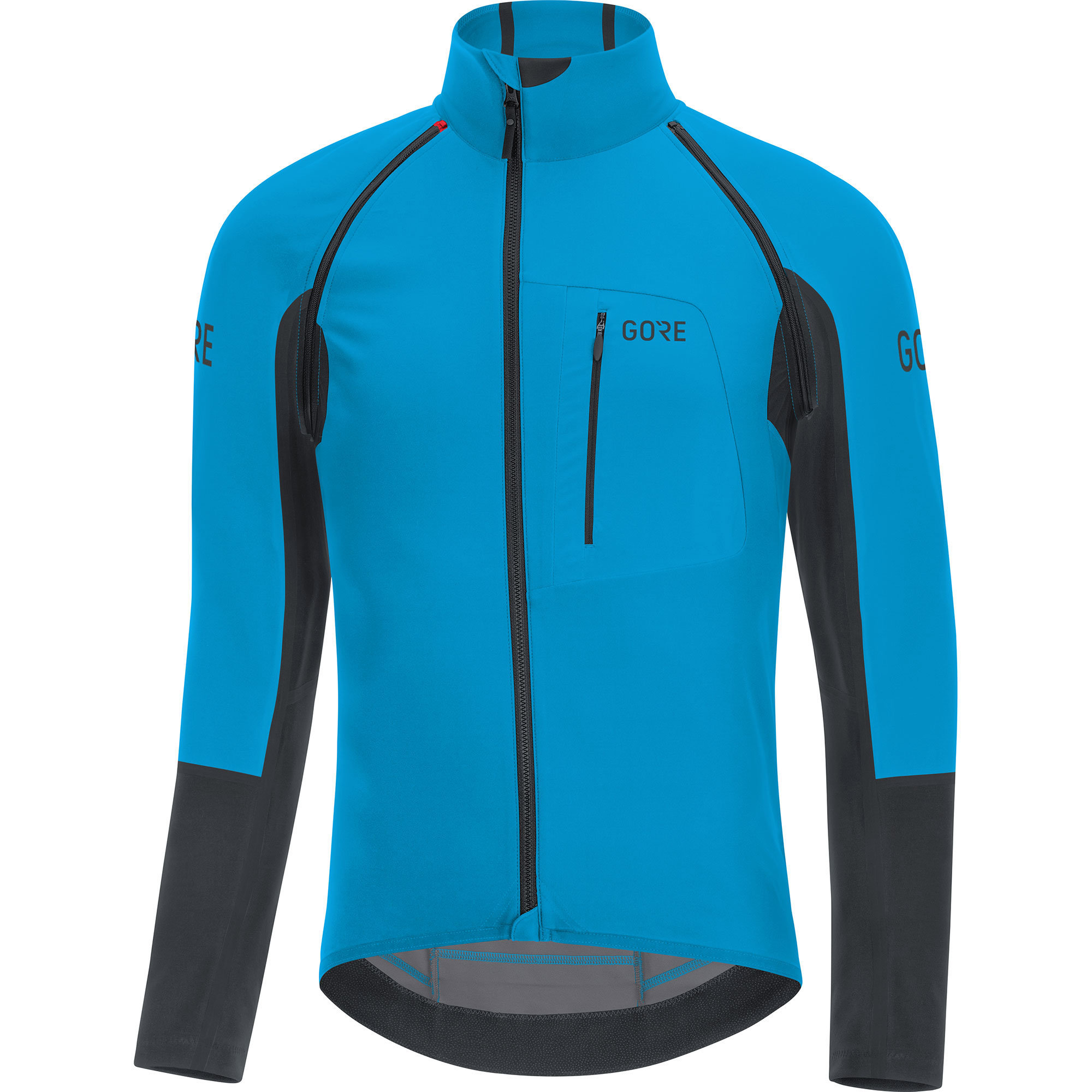 a55d1f6ad2a Gore Wear C7 GORE WINDSTOPPER Pro Zip-Off Jersey - Northern Virginia Bike  Shop | Washington DC | Spokes Etc.