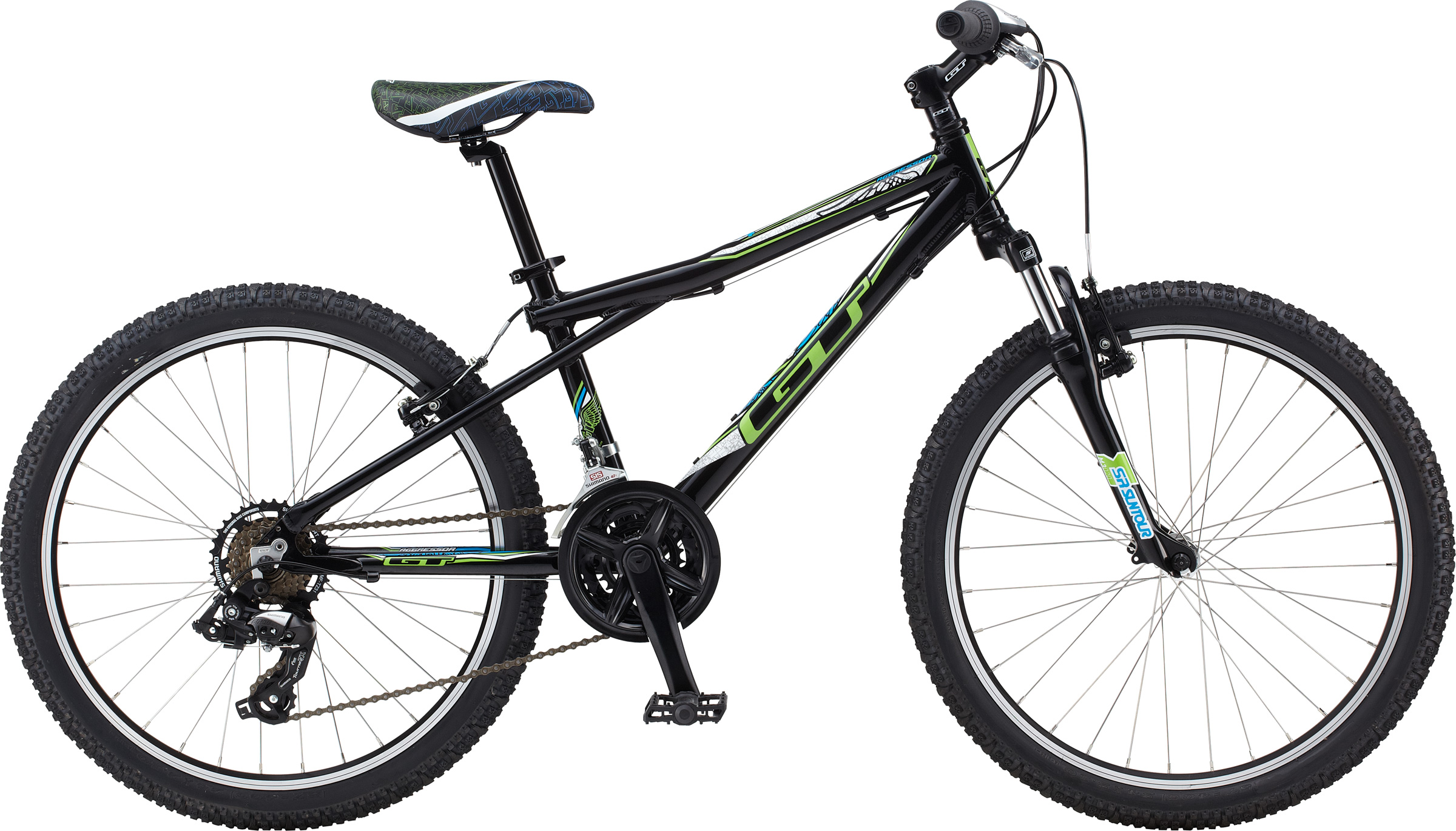 Gt Aggressor 24 Inch Bikes Parts Accessories And Clothing