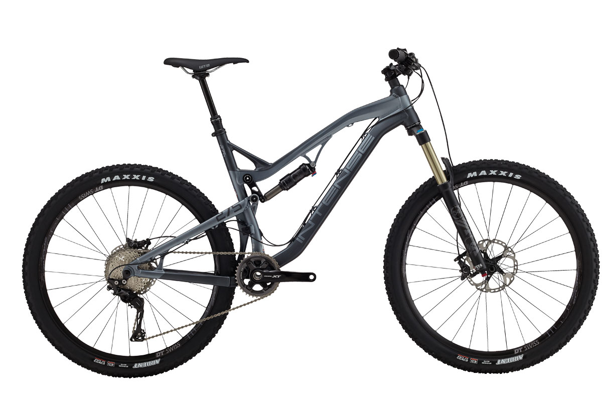 Intense Cycles Spider 275a Expert Rock N Road Cyclery