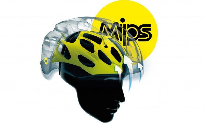 Lazer Flash Yellow Compact DLX MIPS Cycling Helmet