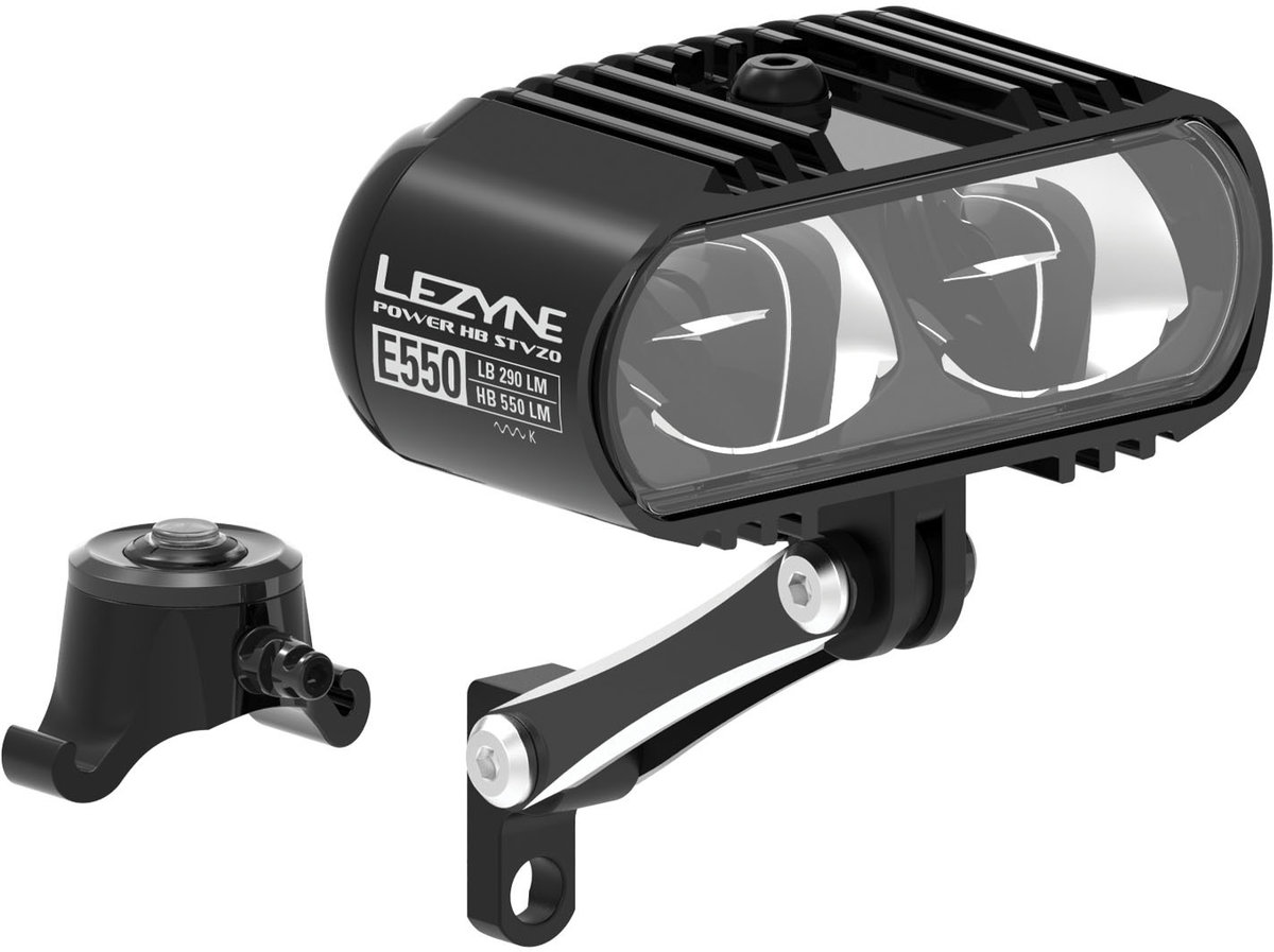 Lezyne Power High Beam Drive 500 STVZO X-Lock