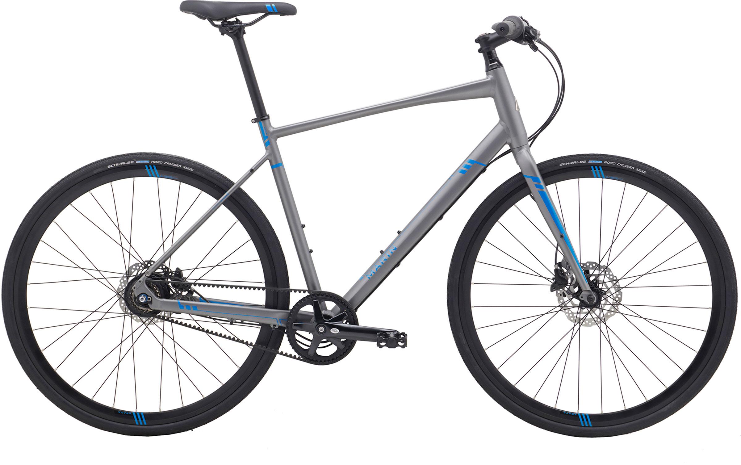 Belt Drive Bike >> Marin Fairfax Sc4 Belt Ken S Bike Ski Board Davis Ca