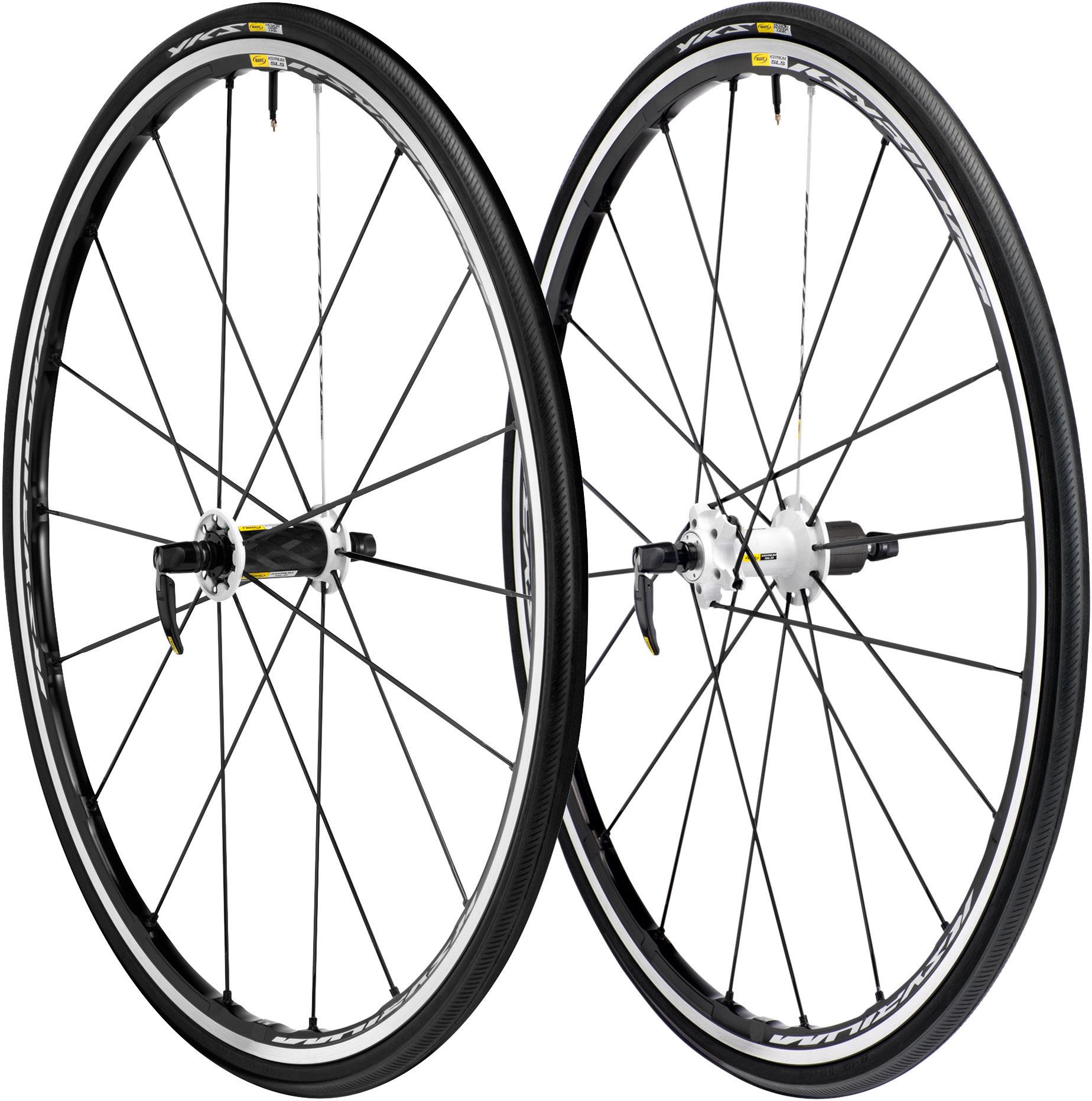 a445dc87f87 Mavic Ksyrium SLS Wheel/Tire Set - City Bikes
