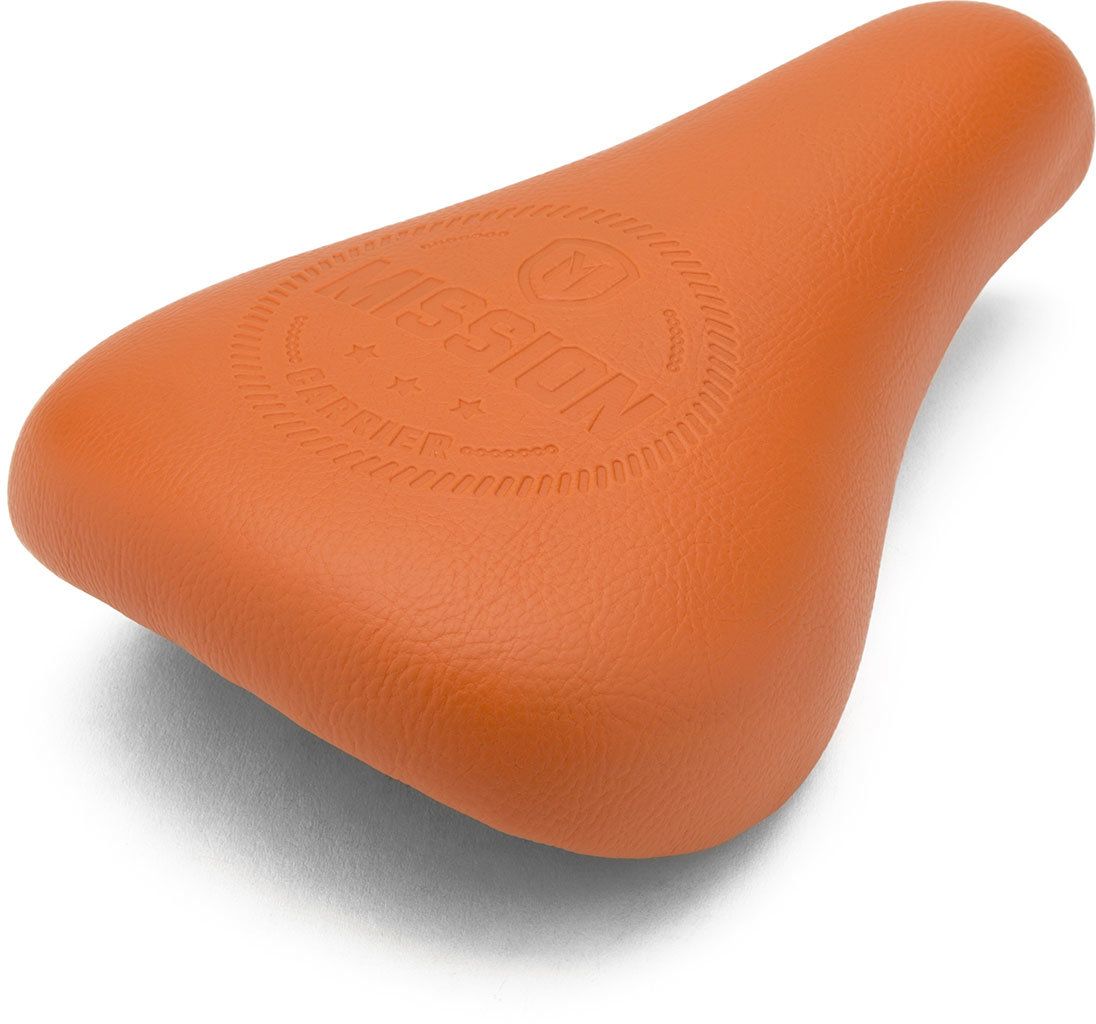 MISSION CARRIER STEALTH BLUE PIVOTAL BICYCLE SEAT