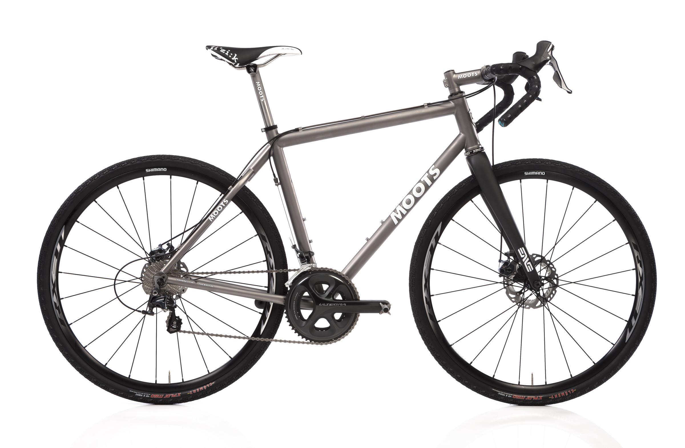moots routt 45 frameset - the bike way