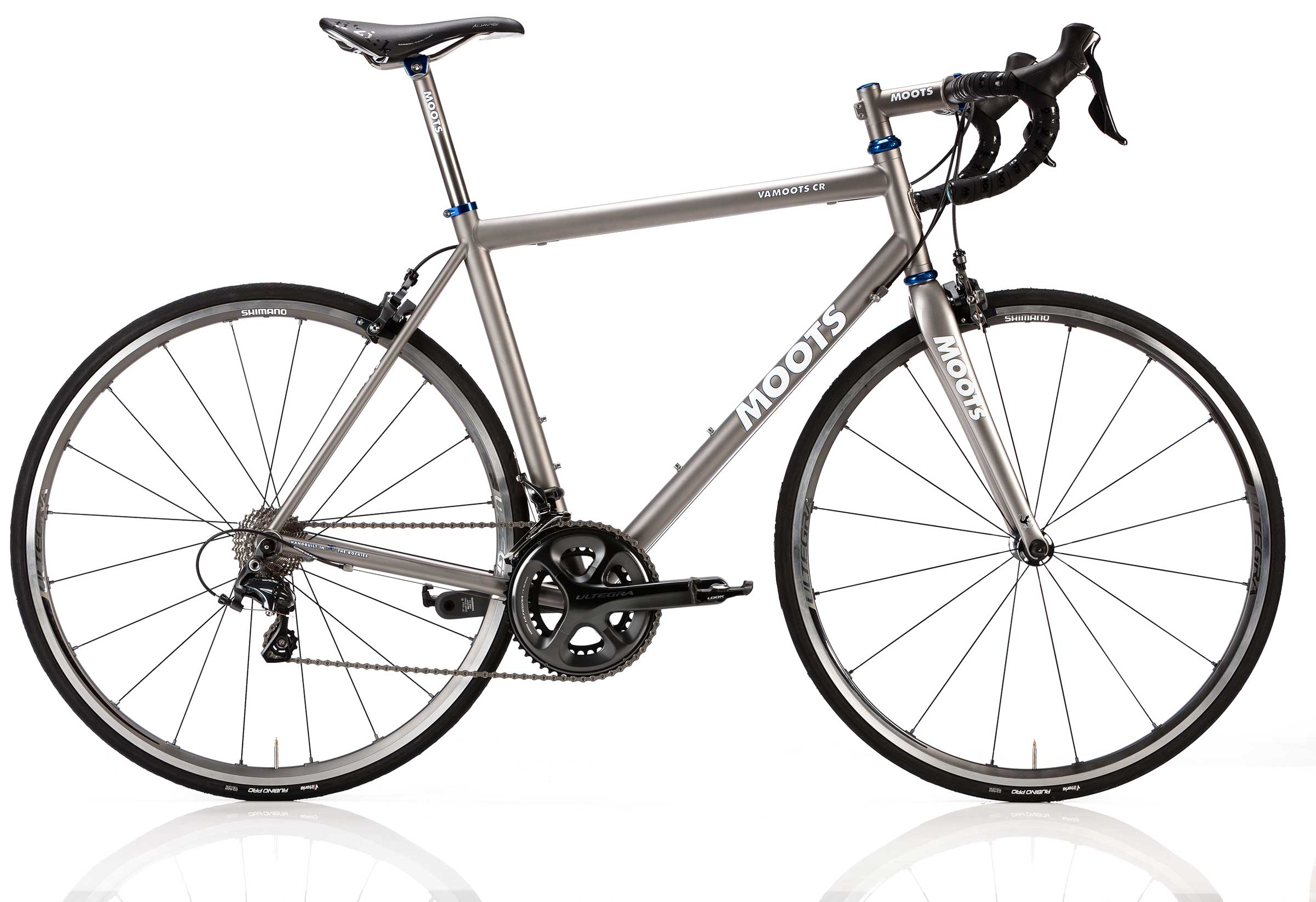 moots vamoots cr frame - the bike way