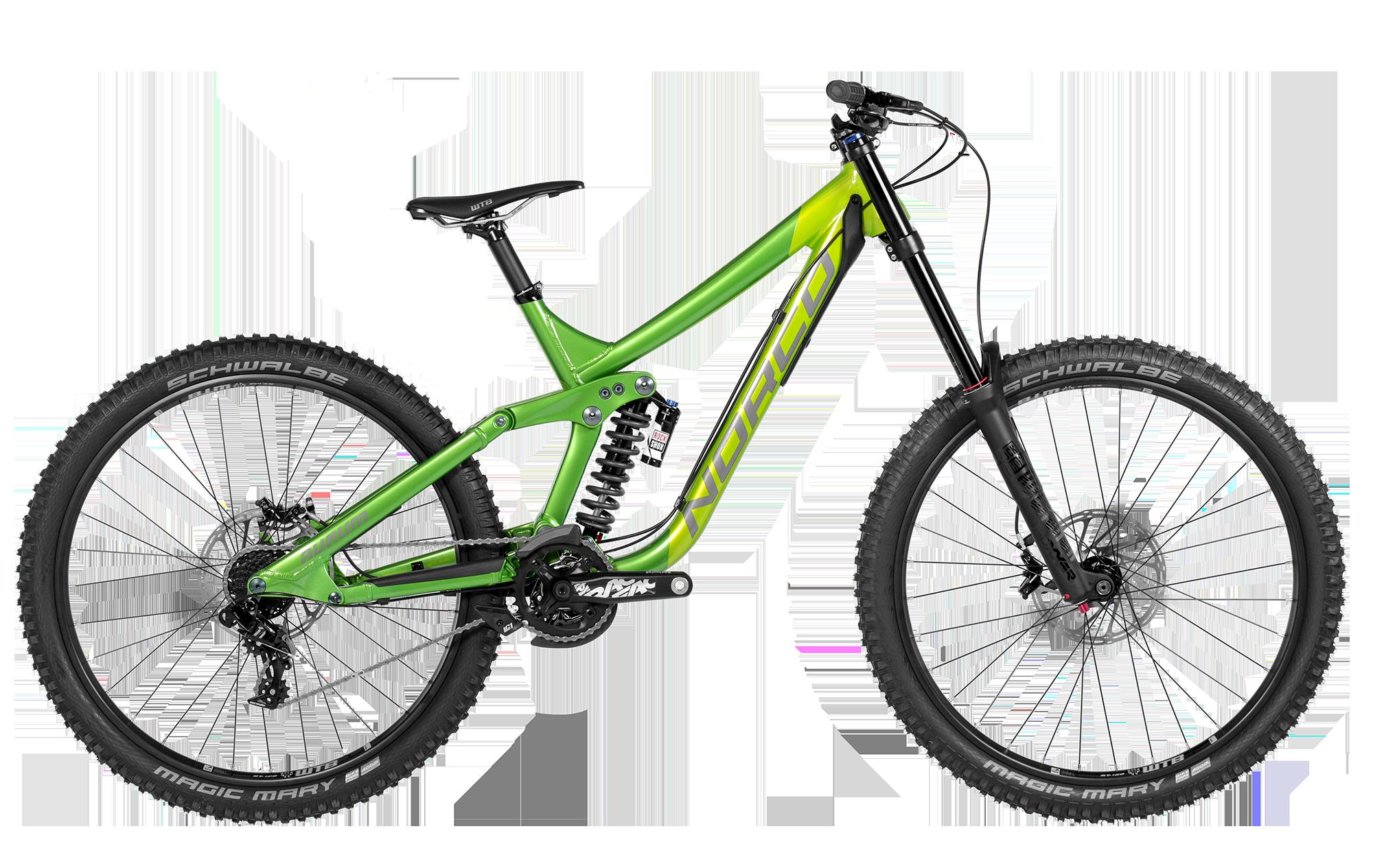 Norco Mountain Bikes >> Aurum A7 Framekit