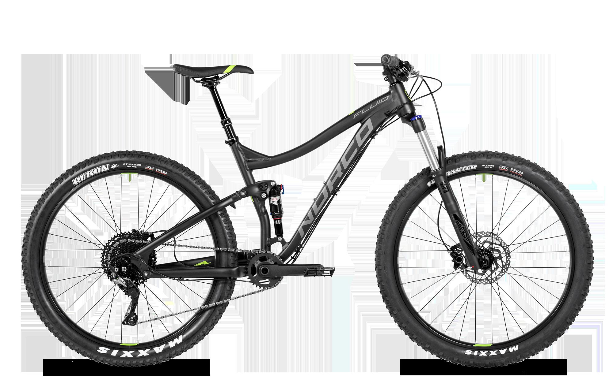 Full Suspension Mountain Bike Rental