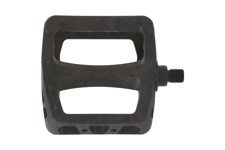 Odyssey JC//PC Plastic Pedals Black
