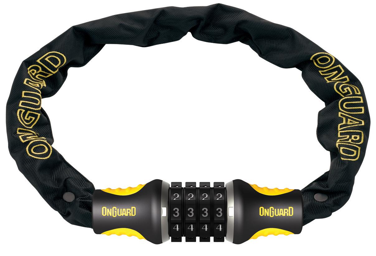 Onguard Chain Lock Combo Www Dedhambike Com