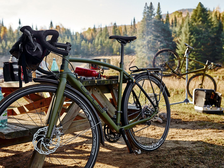 $1250 OPUS Spark 4 AE commuter//gravel Bike Green Reg