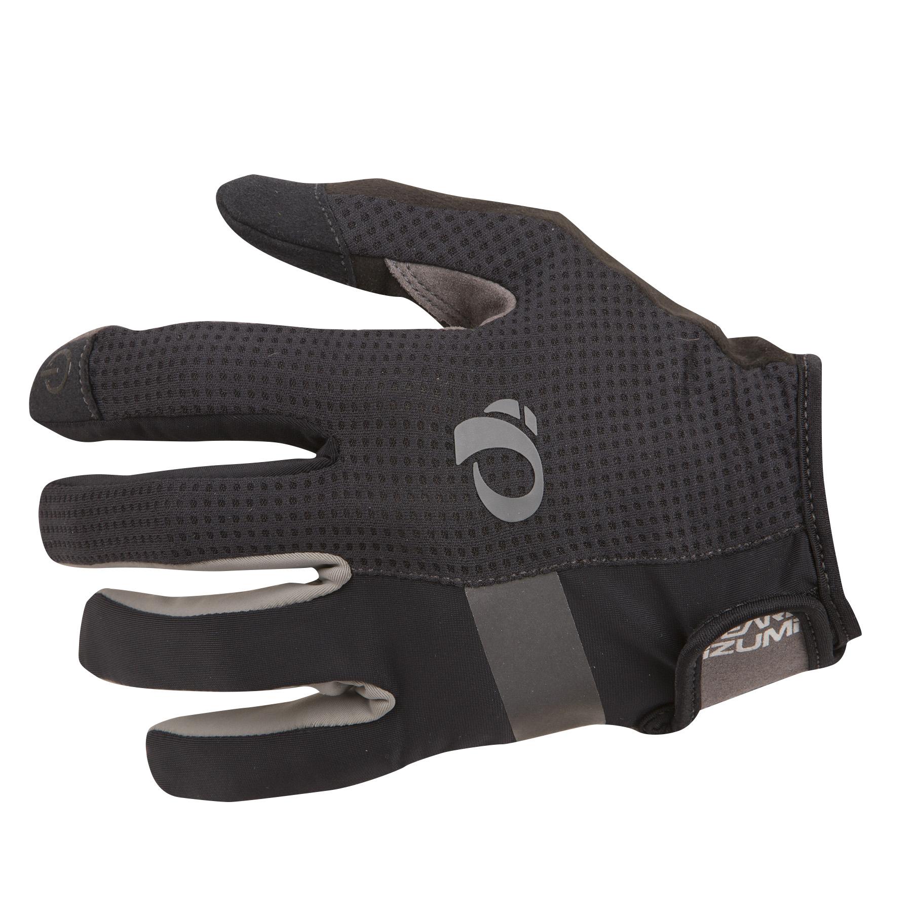 Pearl Izumi Elite Gel Full Finger Bike Cycling Gloves Black 2XL