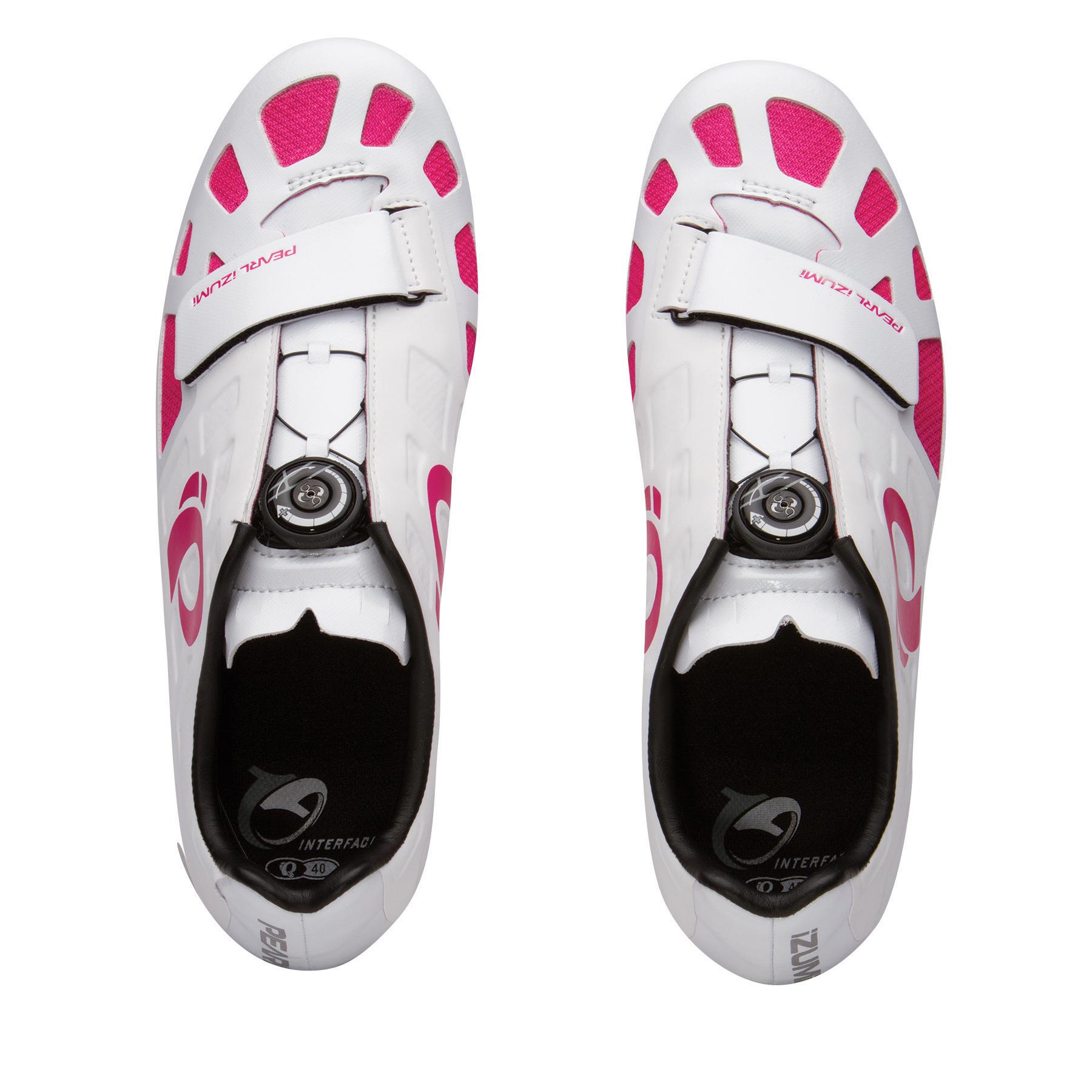 Iv Women's Road Elite Pearl Izumi Shoes j54ARL