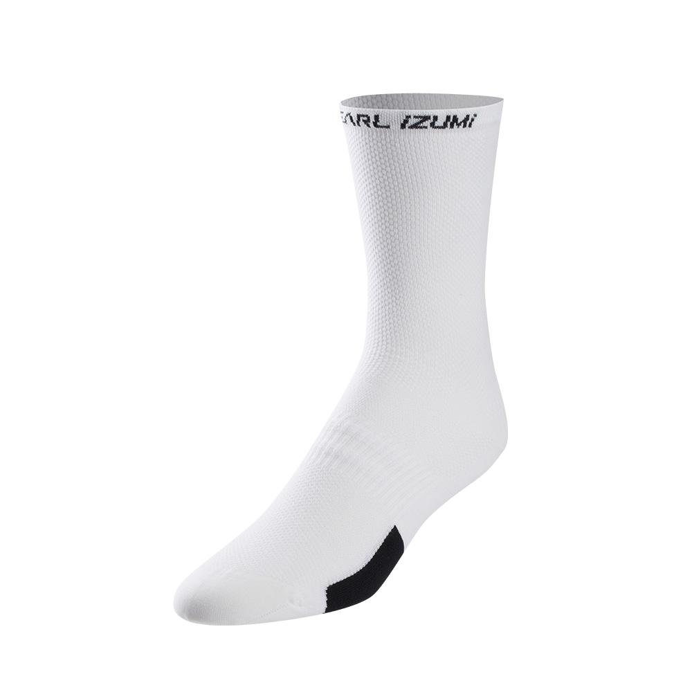 PEARL IZUMI Elite Sock Medium Port//Midnight Navy Tidal