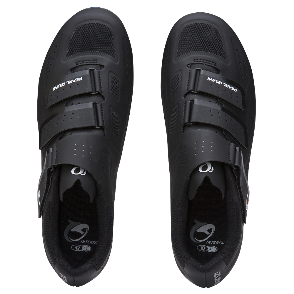 Pearl Izumi 15101802 Men/'s Select Road V5 3-Layer Seamless 3-Bolt Cycling Shoes