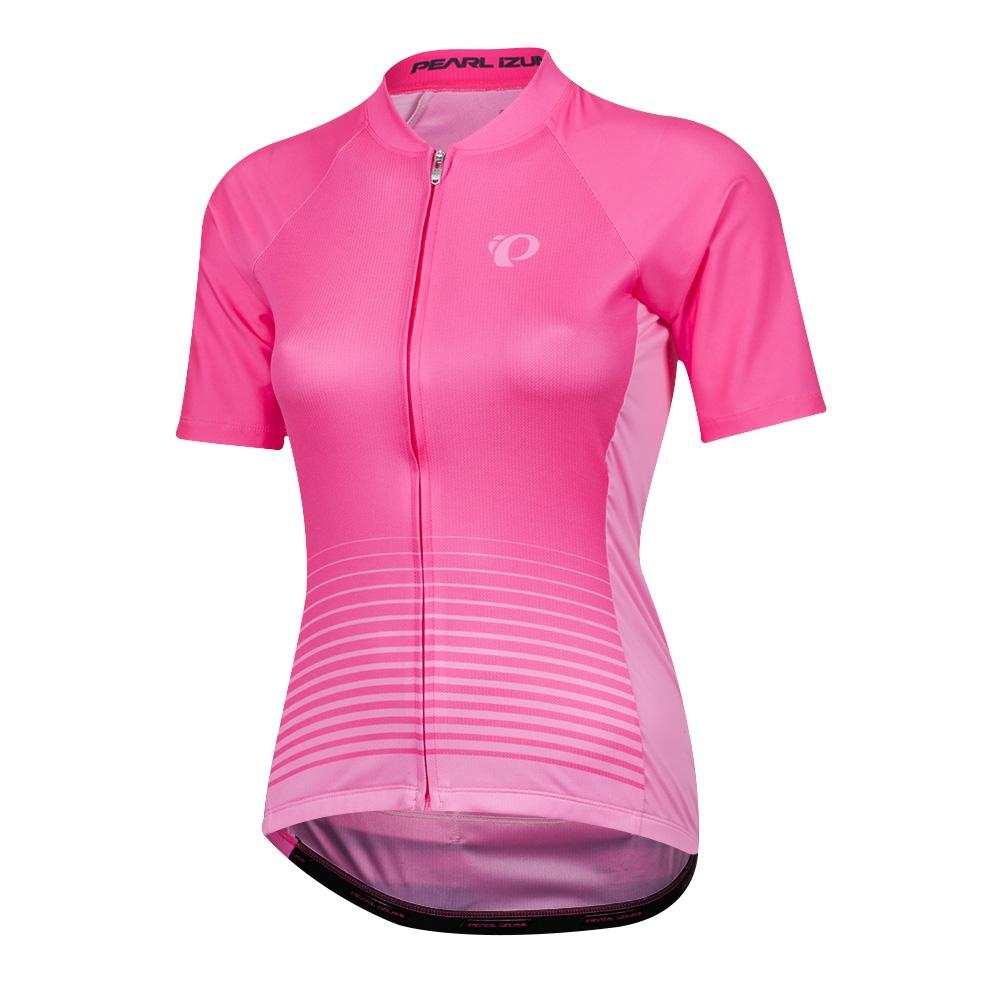 Pearl iZumi Elite Pursuit Verve Pink Jersey M NWT