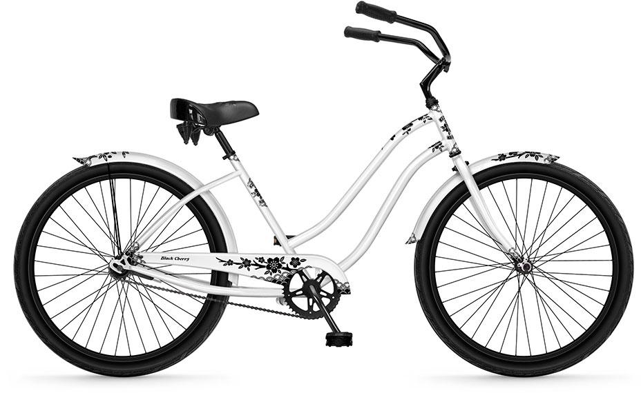 Phat Cycles Black Cherry 26 Quot 1 Speed Women S