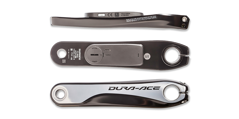 Dura Ace 9000 >> Shimano Dura Ace 9000 Single Leg Power Meter