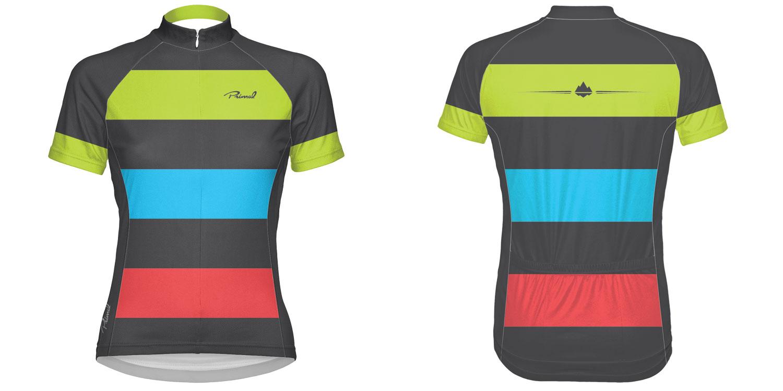 5b33e6bd665f Primal Wear Bold Cycling Jersey - Women's - Chicago Bike Shop ...
