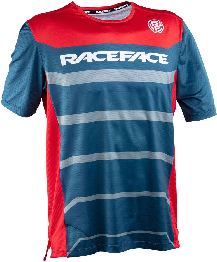 RaceFace Indy SS Jersey Dijon Large