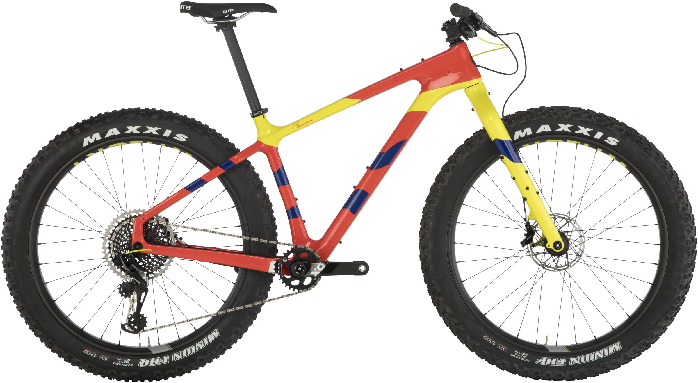 Salsa Beargrease Carbon X01 Eagle Bicycle Playground