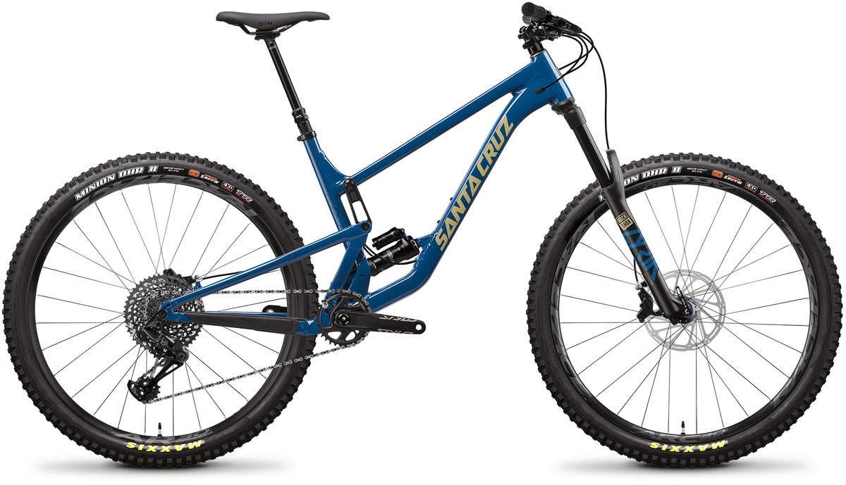 Santa Cruz Hightower Carbon C R Free Flite Bicycles