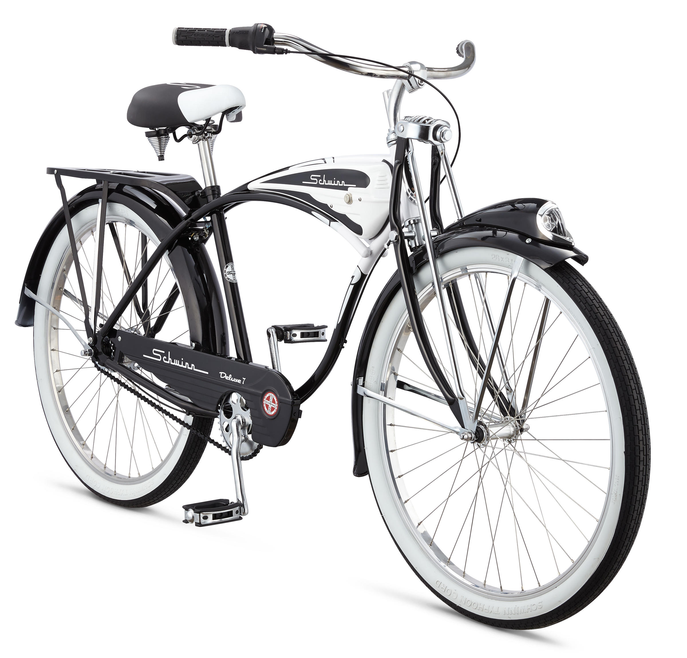 Schwinn Classic Deluxe 7 - J-Town Bike, Bicycle Sales and