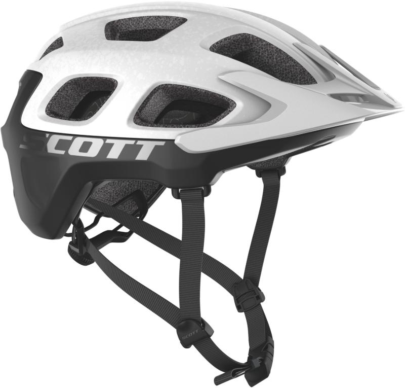Scott Vivo Plus MTB Cycling Helmet Red