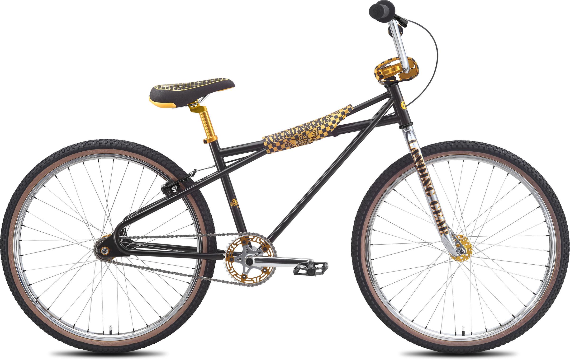 Se Bikes Quadangle Looptail 26 Don S Bicycles