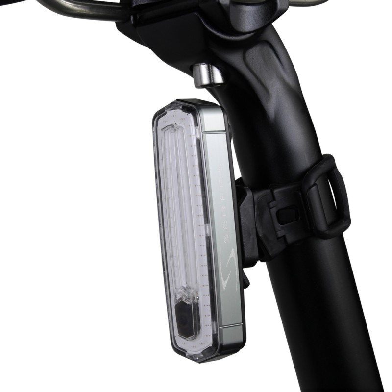 Serfas Orion Blast Bike Taillight 150 Lumens USB Rechargeable