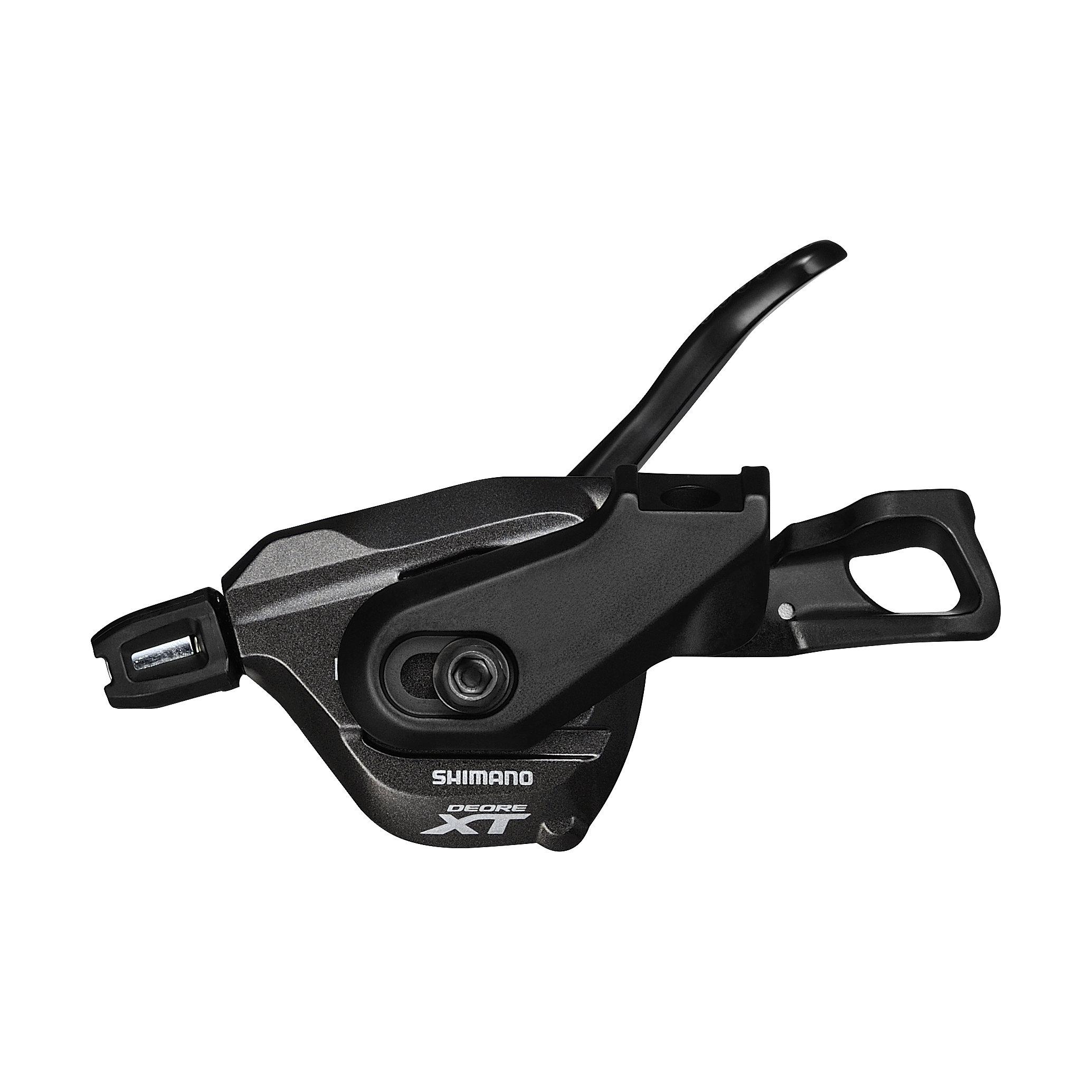 0841a152138 Shimano Deore XT M8000 Rapidfire Plus I-spec B Shift Levers - redbike