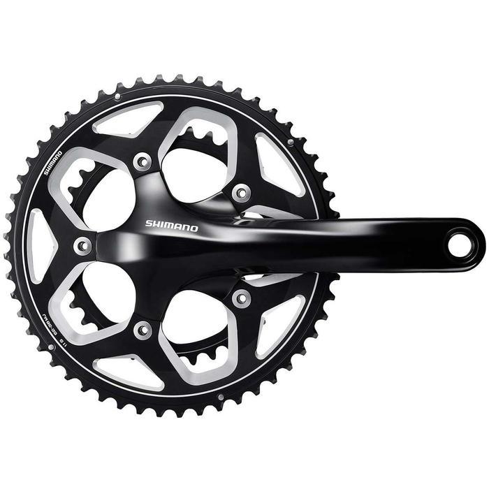 Shimano FC-RS500 Crankset //// New //// Road Bike LK 5 x 110 RS500 Crank 170 MM