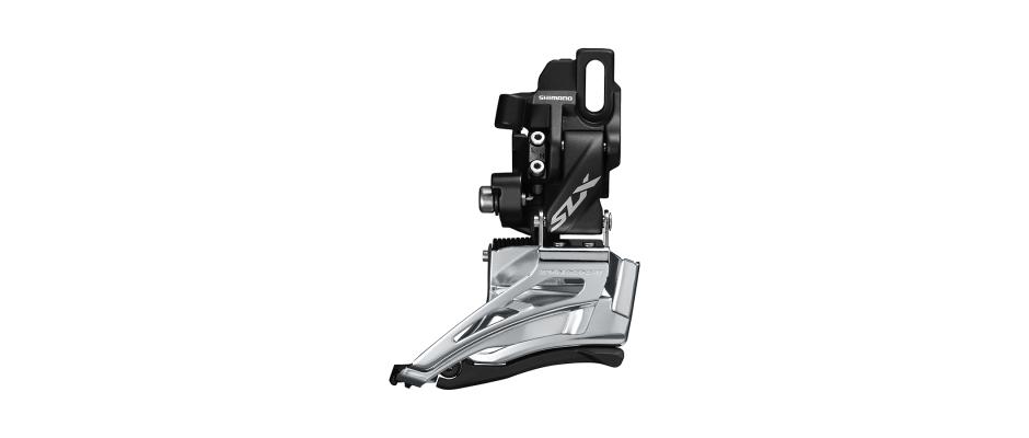 Shimano SLX 2x11 Front Derailleur - www bensbikessequim com