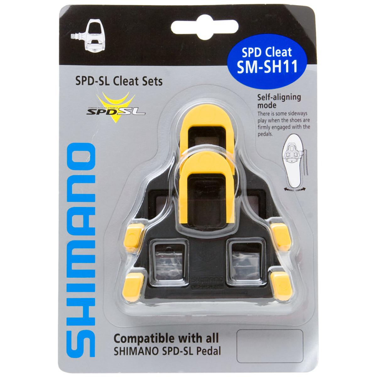 ec1e97e52576 Shimano SPD-SL Cleat Set - Sweet Pete's Bike Shop Toronto